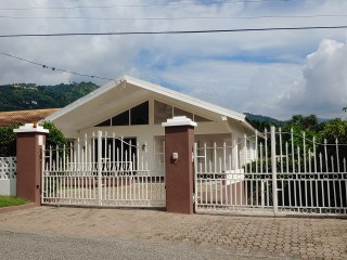 6 bed 3.5 bath House For Rent in Barbican, Kingston / St. Andrew, Jamaica