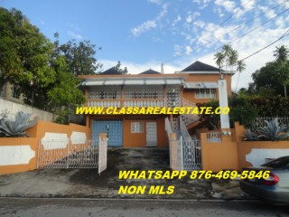 4 bed 3 bath House For Sale in WESTGATE HILLS, St. James, Jamaica