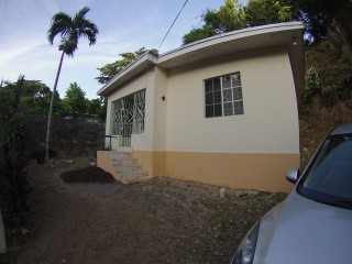 2 bed 1 bath House For Rent in Ocho Rios, St. Ann, Jamaica