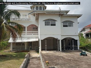 Twin Palms Estate, Clarendon, Jamaica - House for Sale