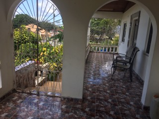 4 bed 2 bath House For Sale in Chudleigh, Manchester, Jamaica