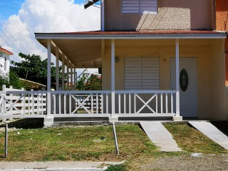 2 bed 1 bath Townhouse For Rent in Bridgeview, St. Catherine, Jamaica