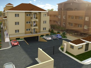 Halifax Avenue, Kingston / St. Andrew, Jamaica - Apartment for Sale