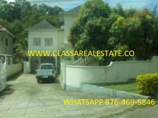 4 bed 4 bath House For Sale in FARM HILL, St. Ann, Jamaica