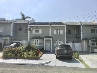 3 bed 2.5 bath Townhouse For Rent in Olivier Mews, Kingston / St. Andrew, Jamaica