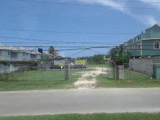 Residential lot For Sale in Greenwood, St. James, Jamaica