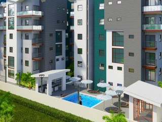 Kingston  St Andrew, Kingston / St. Andrew, Jamaica - Apartment for Sale