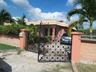 2 bed 1 bath House For Sale in Spanish Town, St. Catherine, Jamaica