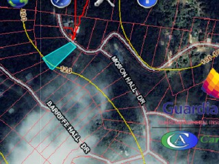 Residential lot For Sale in BARRIFFE HALLORACABESSA, St. Mary, Jamaica