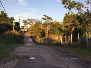 Residential lot For Sale in Godfrey Lands, Manchester, Jamaica