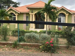 4 bed 3 bath House For Sale in Osbourne store, Clarendon, Jamaica