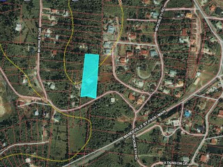 Residential lot For Sale in Brumalia, Manchester, Jamaica