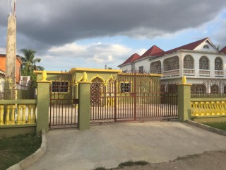 2 bed 1 bath Apartment For Rent in Cromarty Spanish Town, St. Catherine, Jamaica