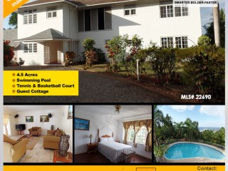 Ocho Rios, St. Ann, Jamaica - House for Sale