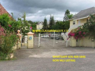 ST ANN, St. Ann, Jamaica - Apartment for Sale