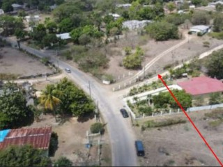 Residential lot For Sale in Palmers Cross PA, Clarendon, Jamaica