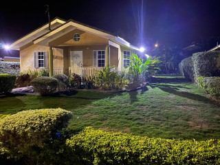 2 bed 2 bath House For Rent in Drax Hall Country Club, St. Ann, Jamaica