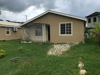 2 bed 1 bath House For Rent in Montego West Village, St. James, Jamaica