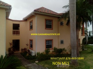 2 bed 2 bath Apartment For Rent in IRONSHORE, St. James, Jamaica