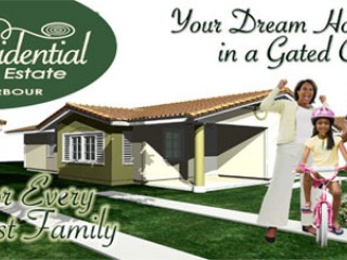 3 bed 1 bath House For Sale in Presidential Estate Old Harbour, St. Catherine, Jamaica