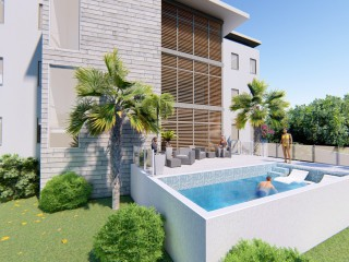 2 bed 2.5 bath Apartment For Sale in Havendale, Kingston / St. Andrew, Jamaica