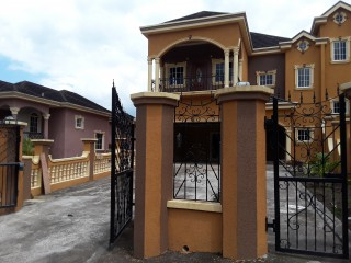 4 bed 3.5 bath Townhouse For Rent in Mandeville Manchester, Manchester, Jamaica
