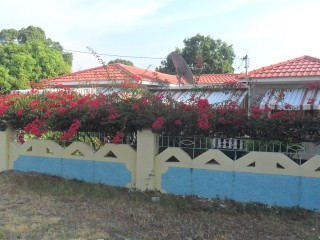 Eastington Road, St. Thomas, Jamaica - House for Lease/rental