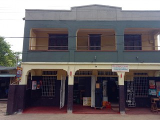 Commercial building For Sale in Porus Main Road, Manchester, Jamaica