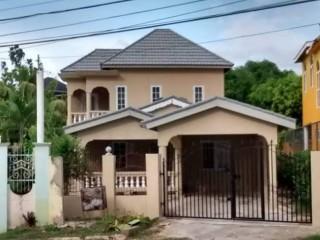 3 bed 3 bath House For Sale in Bogue Village, St. James, Jamaica