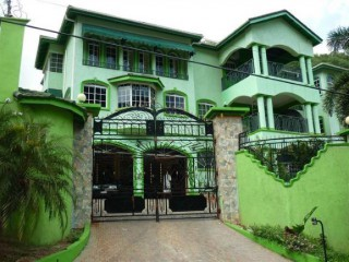 9 bed 9 bath House For Rent in Red Hills, Kingston / St. Andrew, Jamaica