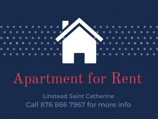 3 bed 2 bath Apartment For Rent in Linstead, St. Catherine, Jamaica