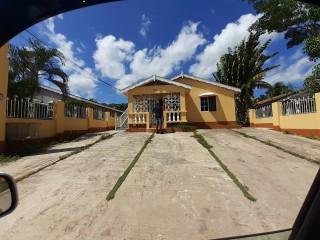 2 bed 1 bath House For Rent in Bogue Village, St. James, Jamaica