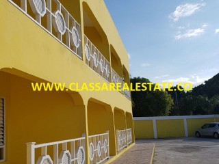 2 bed 2 bath Townhouse For Rent in montego bay, St. James, Jamaica