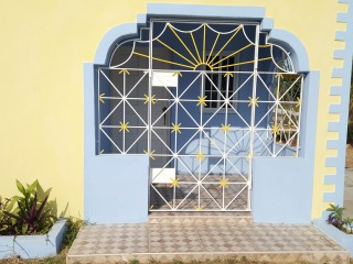 2 bed 1 bath House For Rent in St Jago South Spanish Town, St. Catherine, Jamaica