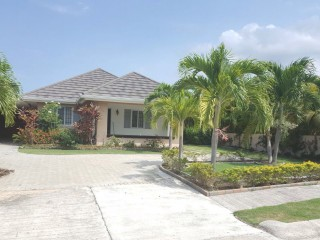 3 bed 2 bath House For Rent in The Palms Richmond Estate, St. Ann, Jamaica