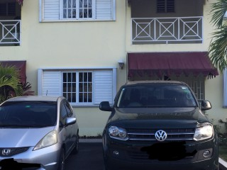 3 bed 3.5 bath Townhouse For Rent in New Kingston, Kingston / St. Andrew, Jamaica