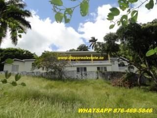 5 bed 4 bath House For Sale in TAMARIND HILL PRIVATE, Hanover, Jamaica