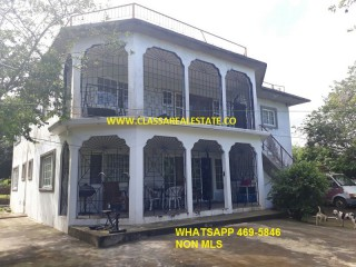GREENWOOD, St. James, Jamaica - House for Lease/rental