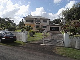 Knowles Road Mandeville, Manchester, Jamaica - House for Sale