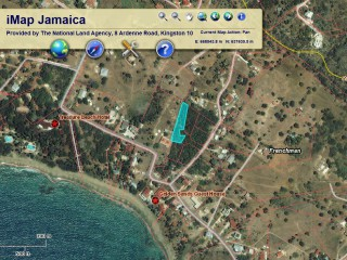 Residential lot For Sale in Treasure Beach, St. Elizabeth, Jamaica