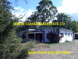 4 bed 2 bath House For Sale in COUSINS COVE, Hanover, Jamaica