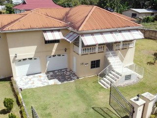 5 bed 6 bath House For Sale in Brumalia, Manchester, Jamaica