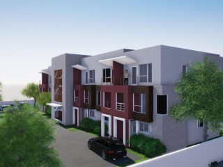 3 bed 3.5 bath Townhouse For Sale in Kingson 6, Kingston / St. Andrew, Jamaica