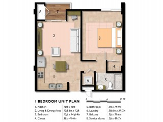 2 bed 2 bath Apartment For Sale in NEAR SOVEREIGN SUPER CENTRE  KINGSTON 6, Kingston / St. Andrew, Jamaica