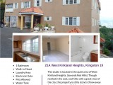 21A West Kirkland Heights Red Hills, Kingston / St. Andrew, Jamaica - Apartment for Lease/rental
