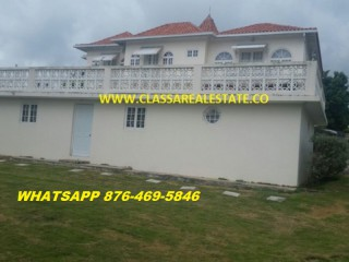 5 bed 5 bath House For Rent in IRONSHORE, St. James, Jamaica