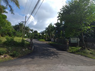 Residential lot For Sale in Sherbourne Heights, Kingston / St. Andrew, Jamaica