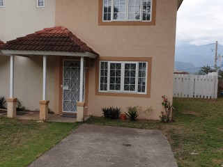2 bed 1.5 bath Townhouse For Rent in Long Mountain, Kingston / St. Andrew, Jamaica