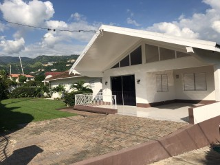 6 bed 3.5 bath House For Rent in Russell Heights, Kingston / St. Andrew, Jamaica