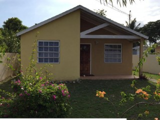 2 bed 1 bath House For Sale in White Water Meadows off Old Harbour Road, St. Catherine, Jamaica